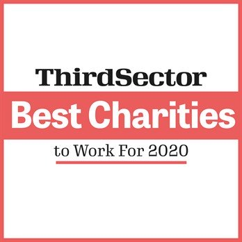 Third Sector - Best Charities to Work For 2020