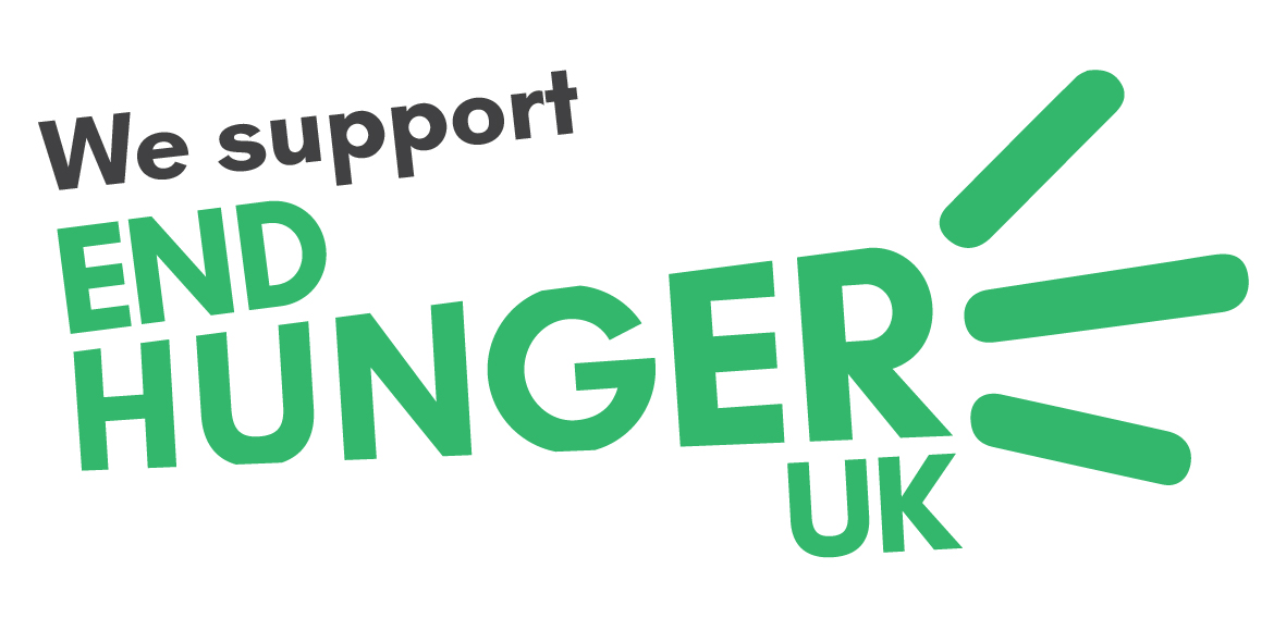 We Support End Hunger UK