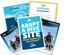 Adopt A Dive Site: Project AWARE