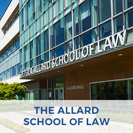 The Allard School of Law