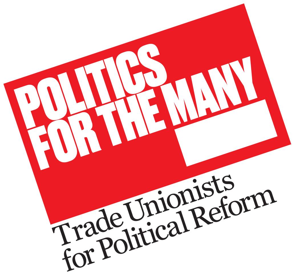Politics for the Many logo