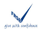 FRSB logo - give with confidence
