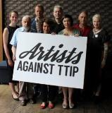 TTIP Artists against TTIP launch July 2015.jpg