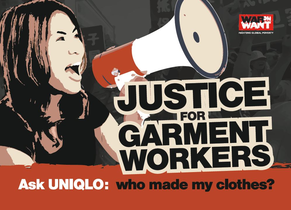 Ask Uniqlo: Who made my clothes?