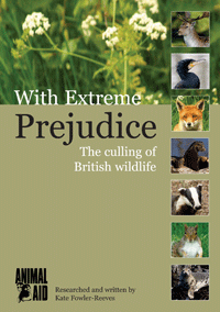 Cover of Wth Extreme Prejudice report