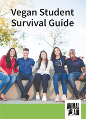 Vegan Student Survival Guide cover