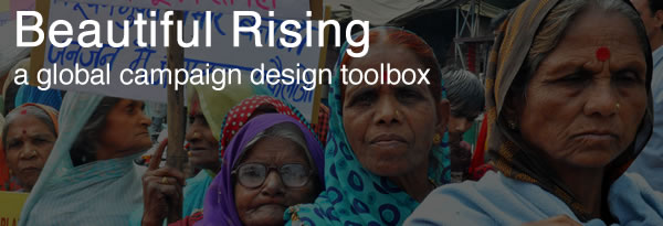 Beautiful Rising's toolbox for change