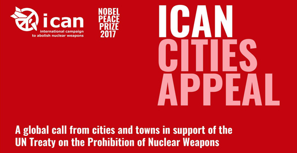 ICAN Cities Appeal