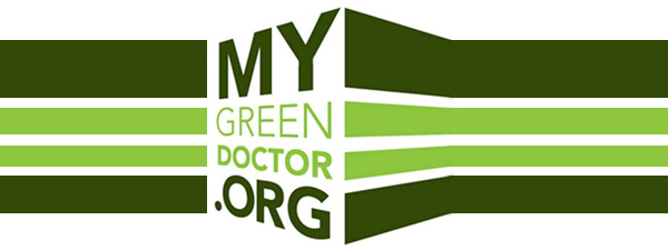 My Green Doctor logo