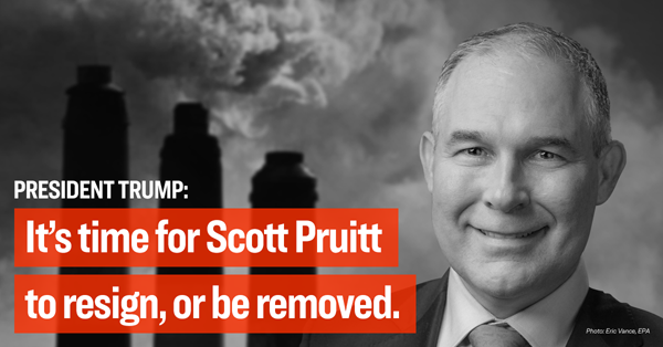 Scott Pruitt graphic