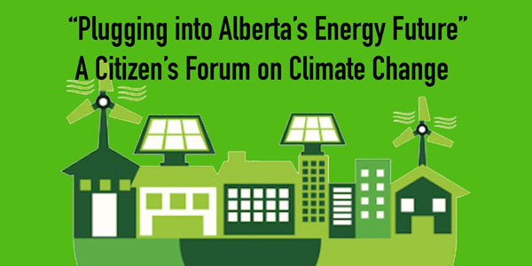 A citizen's forum on climate change