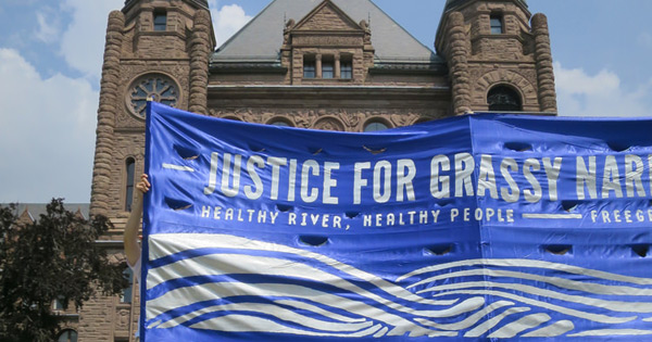 Justice for Grassy Narrows