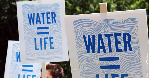Today is World Water Day – a day for all of us to celebrate this life-giving resource.