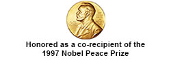 Nobel Peace Prize Recipient
