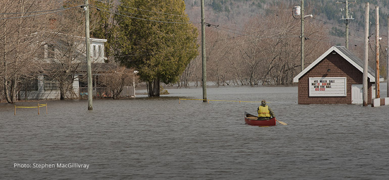 New Brunswick Floods