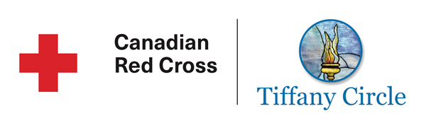 Canadian Red Cross in partnership with the Tiffany Circle