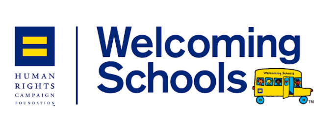 Welcoming Schools Logo