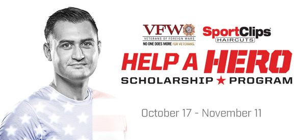 Help A Hero Scholarship Program