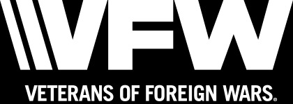 VFW logo in footer