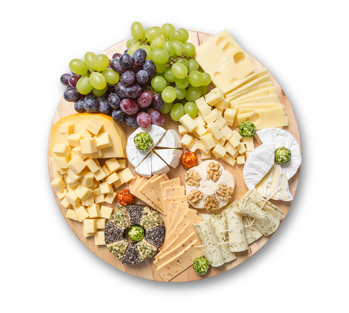 cheese plate appetizer