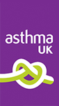 Asthma UK - charity logo